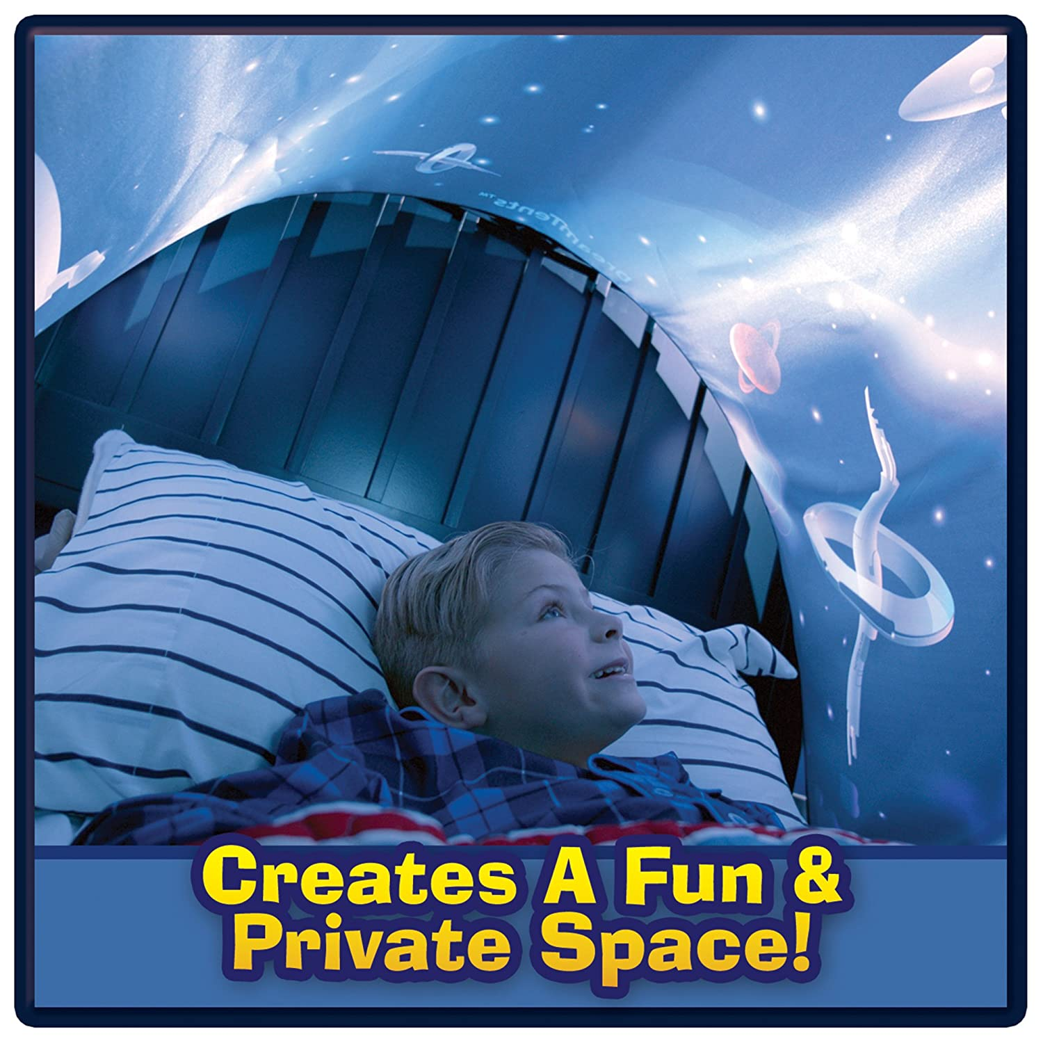 ONTEL Dream Tents Magical Dream World! Space Adventure Ontel Products