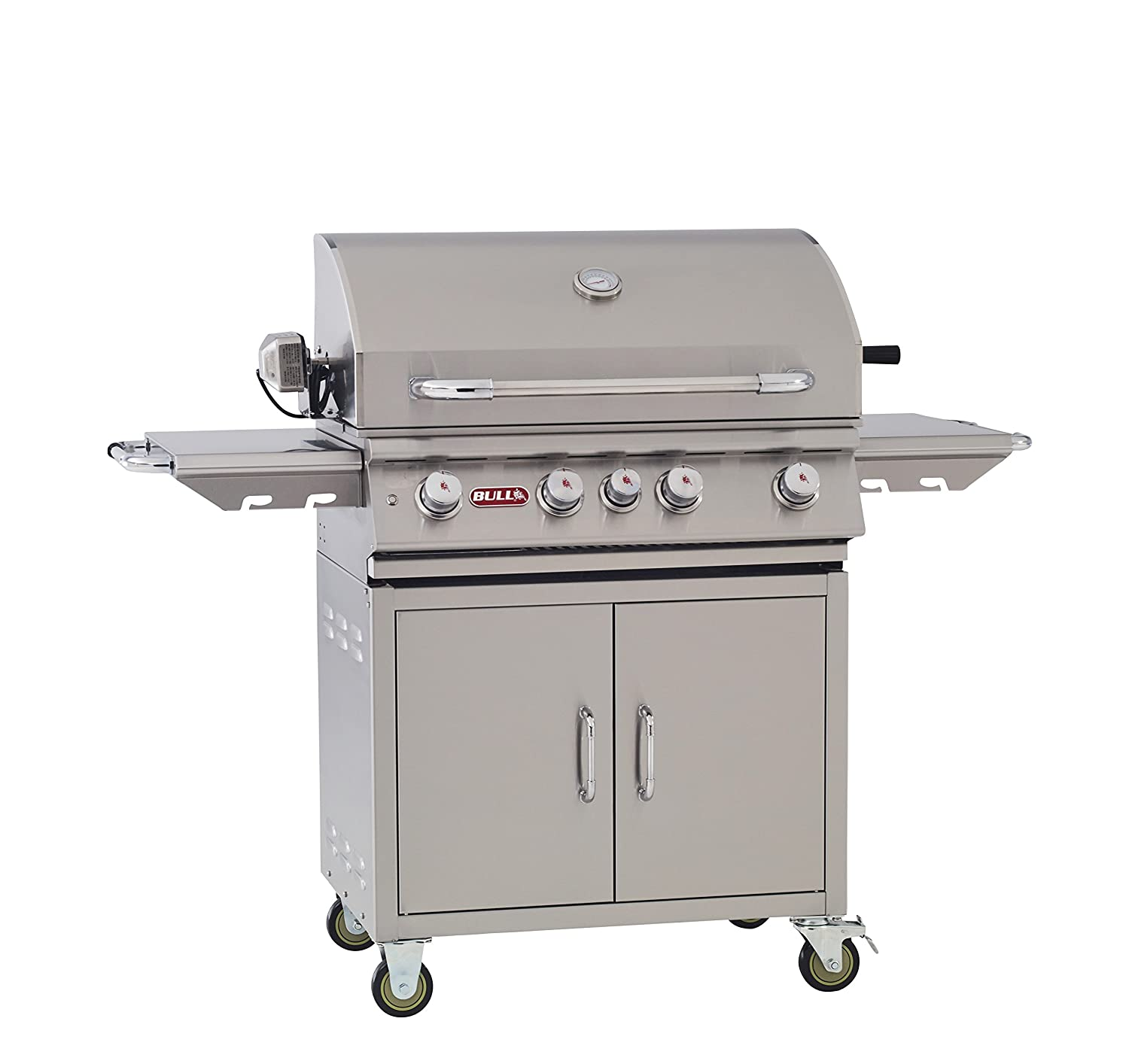 Bull Outdoor Products Gas BBQ with Cart
