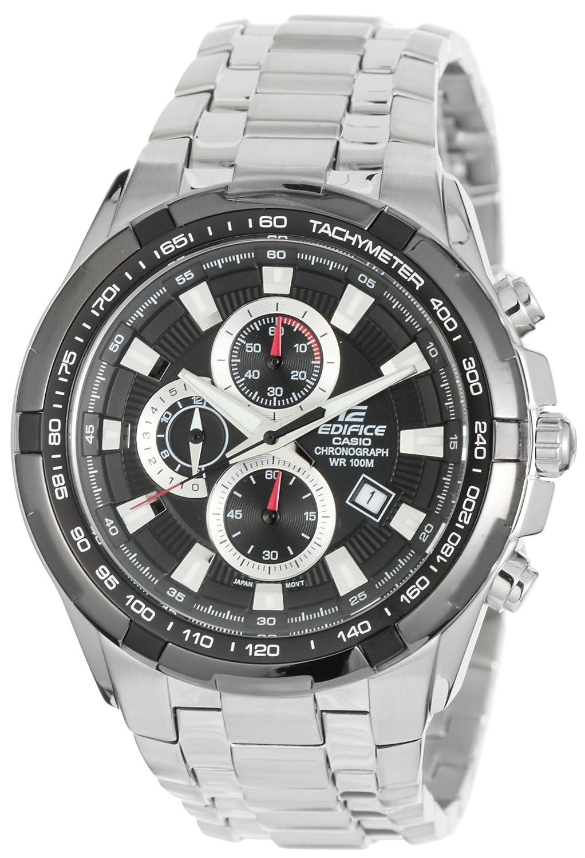 CASIO Edifice EF-539D-1A Herren-Armbanduhr