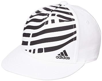 cb15187f8e9bd adidas 2018-2019 Juventus CW S16 Cap (White): Amazon.co.uk: Sports ...