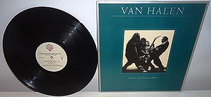 146c1feb892 Amazon.com  Van Halen – Women And Children First Label  Warner ...