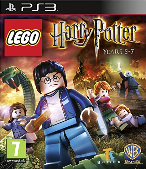 Lego Harry Potter Years 5 7 Ps3 Amazoncouk Pc Video Games