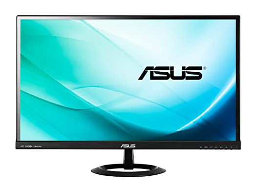 552 opinioni per Asus VX279H Monitor, 27'' FHD 1920 x 1080, IPS, Frameless, Flicker Free, Low