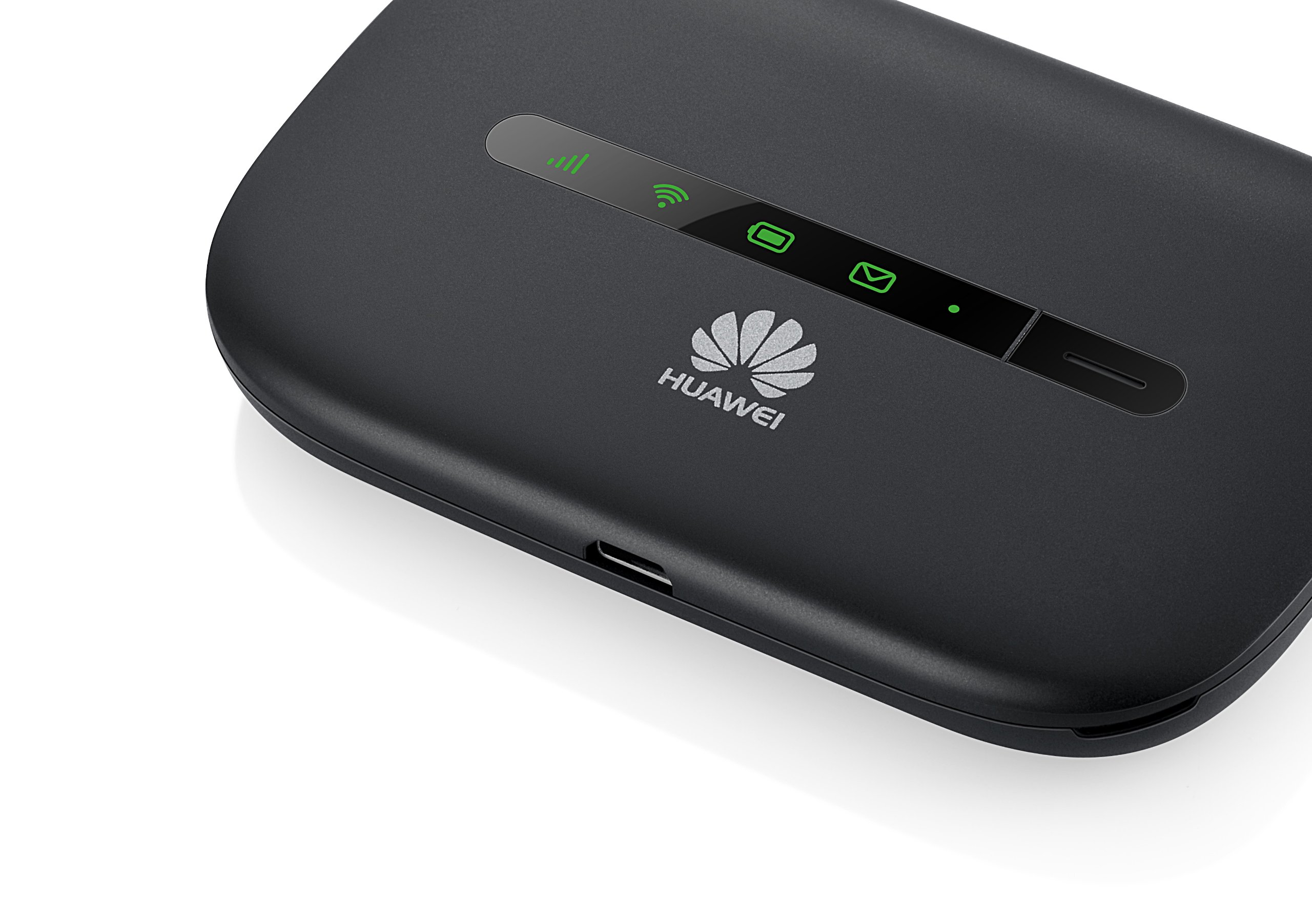 Huawei E5330Bs-2 21 Mbps 3G Mobile WiFi Hotspot (3G in Europe, Asia, Middle East & Africa) (black) by Huawei (Image #4)