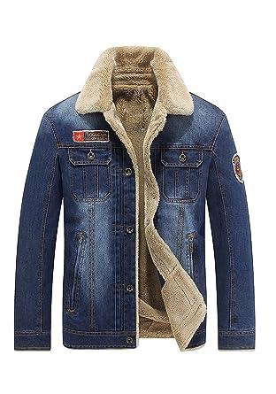 jeans felljacke herren