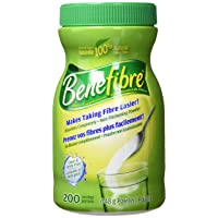 Benefibre Fibre Supplement Clear & Taste Free, 200 Servings - 648g Powder