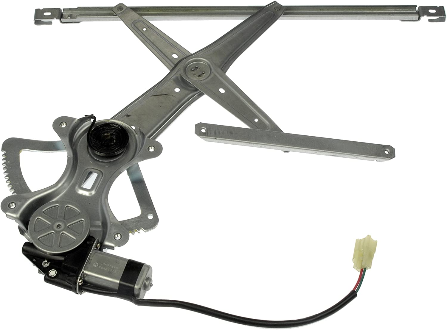 Dorman 741-306 Front Driver Side Power Window Regulator and Motor Assembly for Select Honda Models Renewed