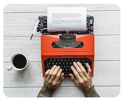 Mousepad Máquina de Escribir