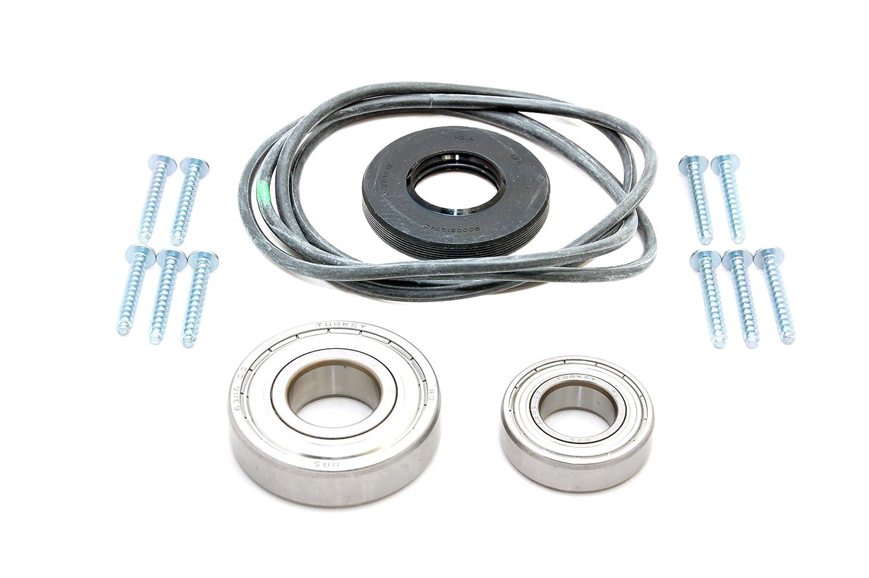 Bosch 00172686 Waschmaschinenzubeh/ör//T/üren//Siemens Neff Waschmaschine vom Trommellager /& Seal Kkit