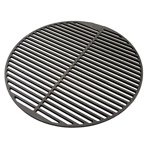 Smokey Joe weber cast grill diameter 34.5cmsuitable for 37 BBQ grate round grill cast iron sturdy and durable design for BBQ Grill GR
