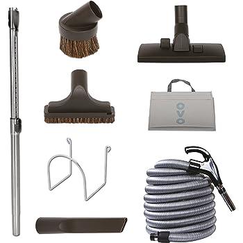 Amazon Com Central Vacuum Hardwood Floor Brush Cleaning
