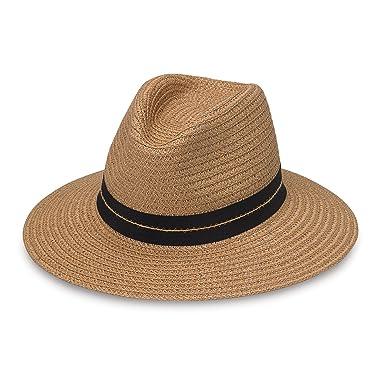 b87d2664445 Wallaroo Hat Company Men s Blake at Amazon Men s Clothing store