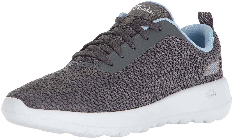 Skechers Women's Go Walk Joy-Paradise Sneaker B075Y2F1WR 8 B(M) US|Gray/Blue