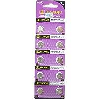 AG6 371A LR920 SR920 SR920SW Button Cell Batteries [10-Pack]