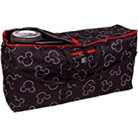 J.L. Childress Disney Baby Single & Double Stroller Travel Bag, Black