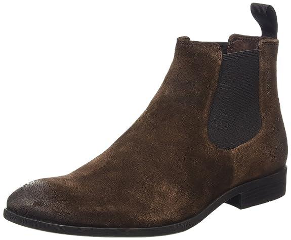 af0528715e90 Vagabond Men s Hustle Chelsea Boots, Brown-Braun (31 Java), 12   Amazon.co.uk  Shoes   Bags