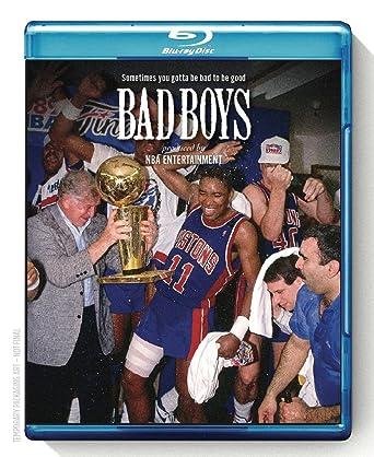 Amazon Com Espn Films 30 For 30 Bad Boys Bluray Blu Ray Detroit Pistons Isaiah Thomas Bill Laimbeer Zak Levitt Movies Tv
