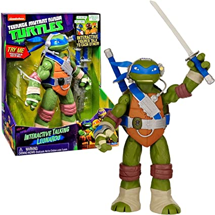 Amazon.com: Nickelodeon Teenage Mutant Ninja Turtles 10 ...