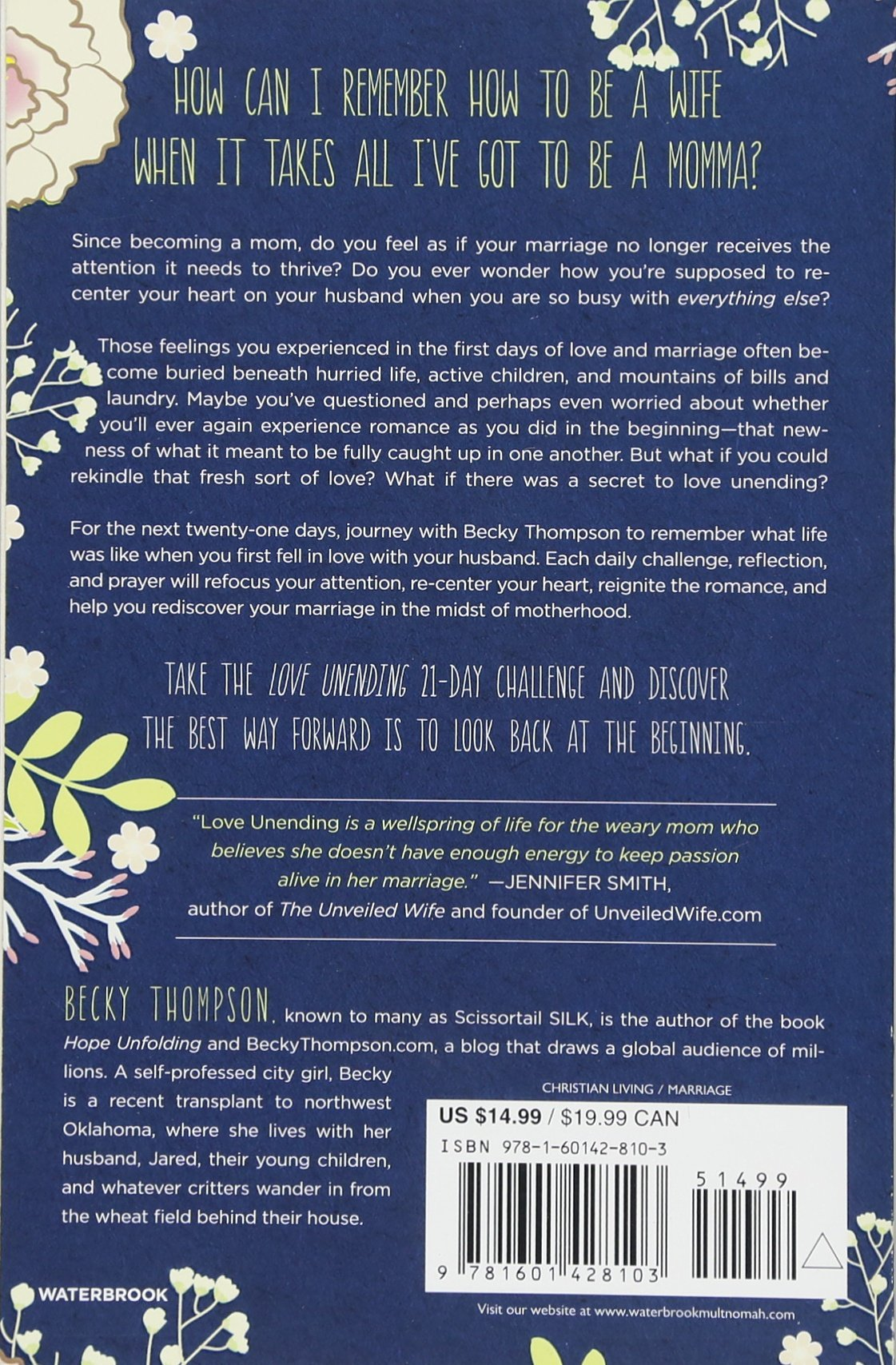 Love Unending: Rediscovering Your Marriage in the Midst of