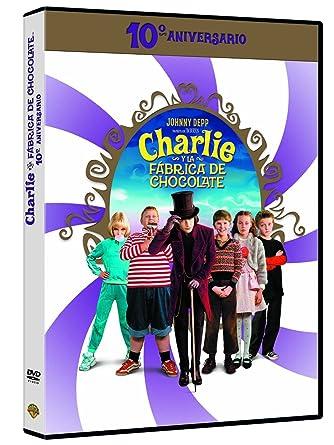 bb1c66bf5 Charlie Y La Fábrica De Chocolate - Edición Especial 10º Aniversario ...