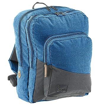 Roncato Adventure Mochila Tipo Casual, 40 cm, 43 litros, Azul: Amazon.es: Equipaje