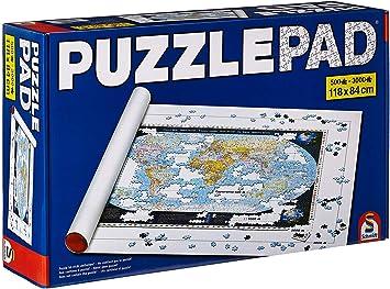 118 cm X 66 cm Lavievert Becko Puzzleunterlage Puzzlematte Puzzlerolle Aufbewahrungrolle Teppich f/ür bis zu 1500 Teile Puzzle mit Aufbewahrungstasche aus Vliesstoff