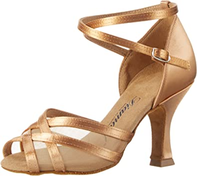 Diamant Damen Latein Tanzschuhe 035-077-040 Women/'s Ballroom Dance Shoes