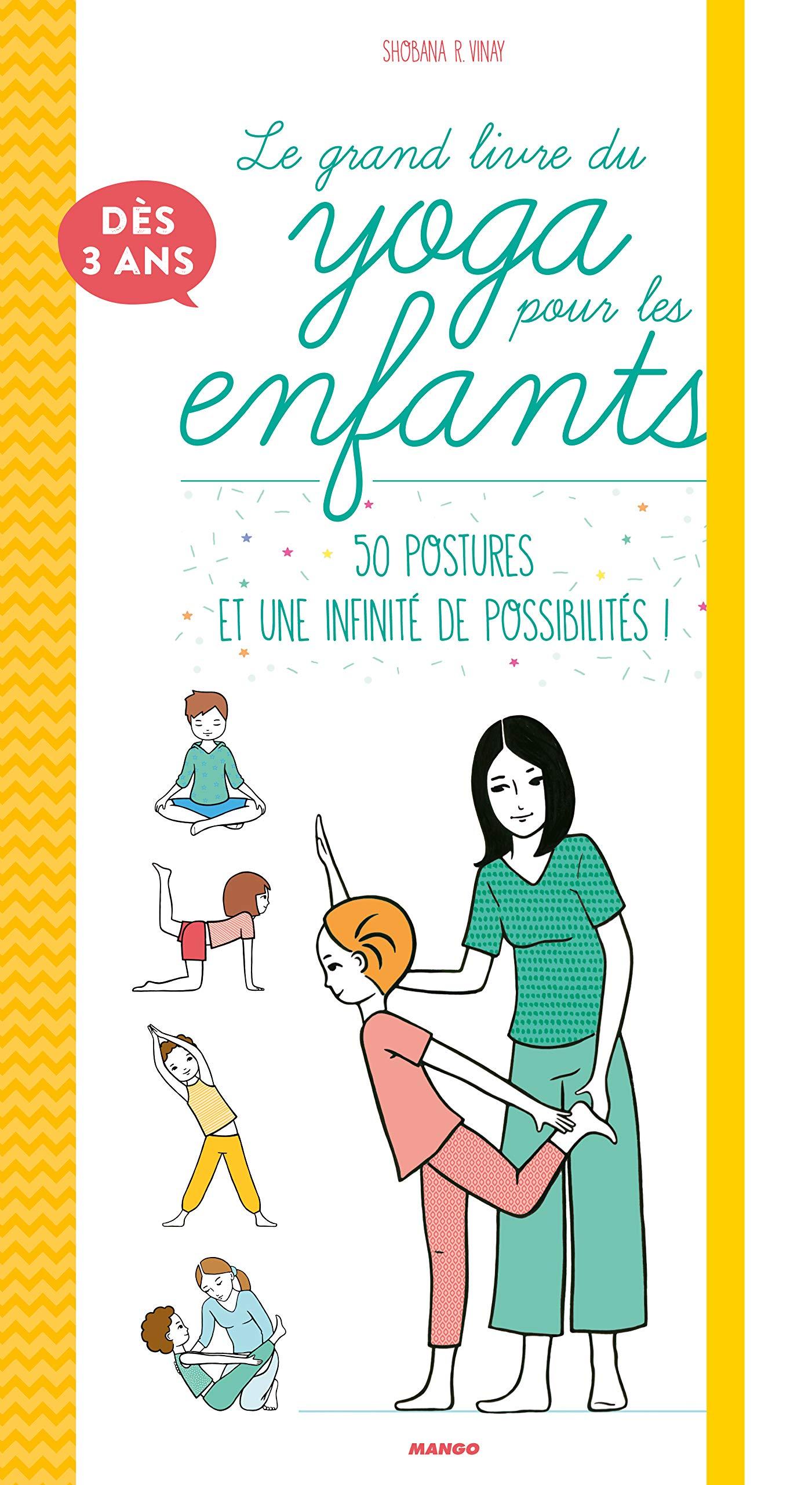 Le grand livre du yoga pour les enfants: Amazon.es: Oreli ...
