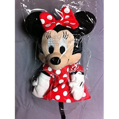 Takara Tomy Minnie Mouse Hand Puppet Disney Happy Friends Series: Toys & Games