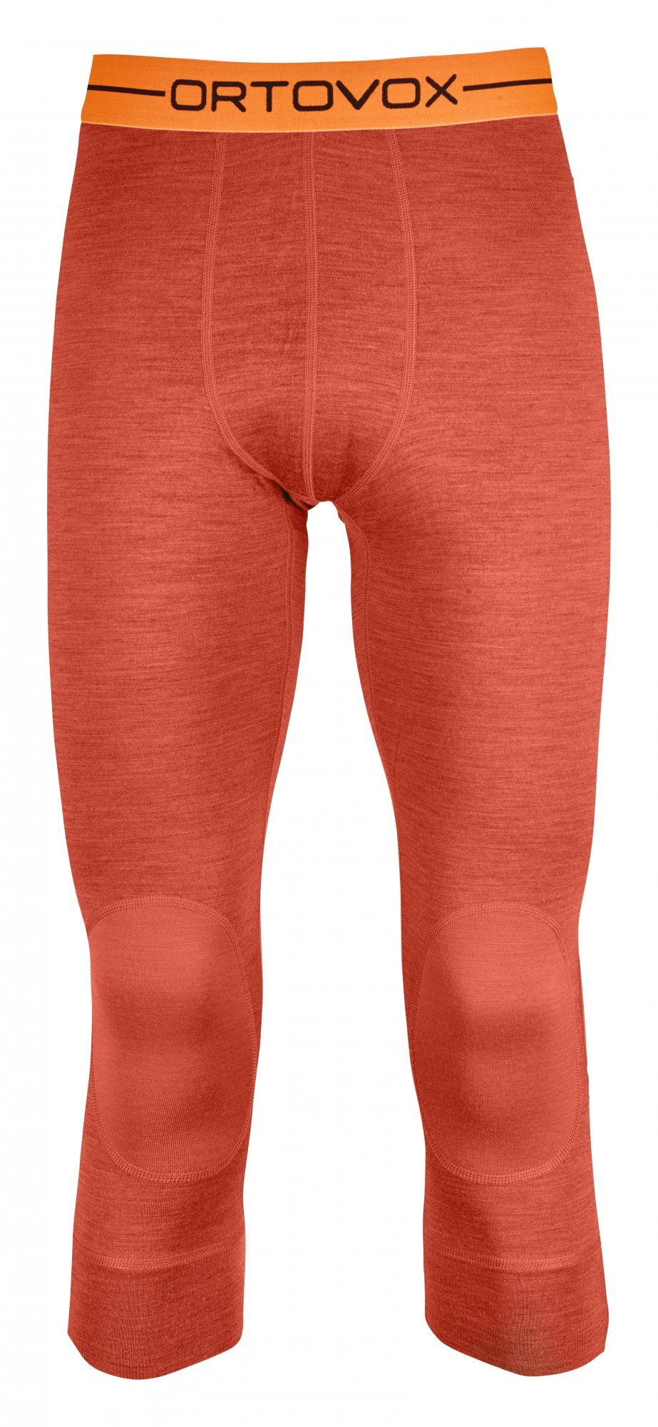 Ortovox Men's Rock'N'Wool 185 Short Pants Crazy Orange Blend M