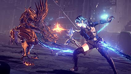 Astral Chain for Nintendo Switch [USA]: Amazon.es: Nintendo of ...
