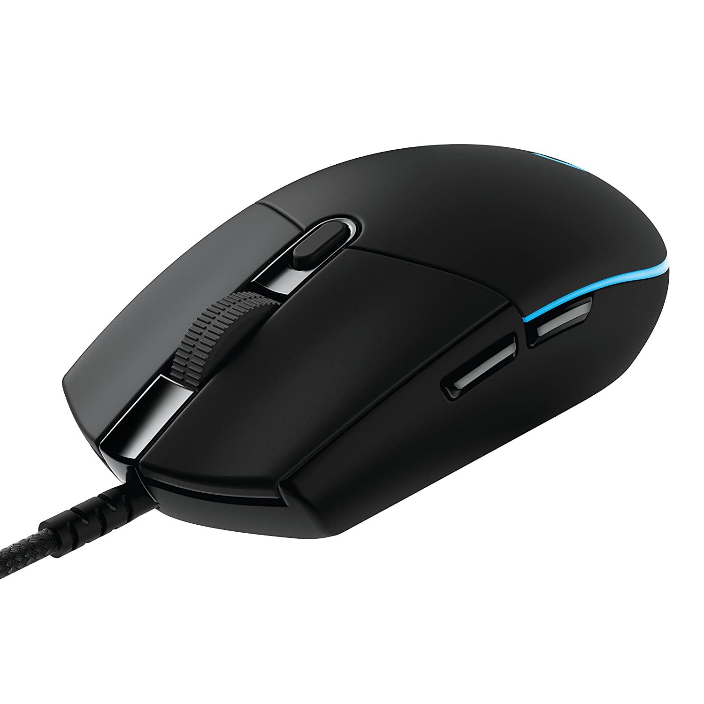 Logitech 910-004855 - Ratón (Mano Derecha, Óptico, USB ...