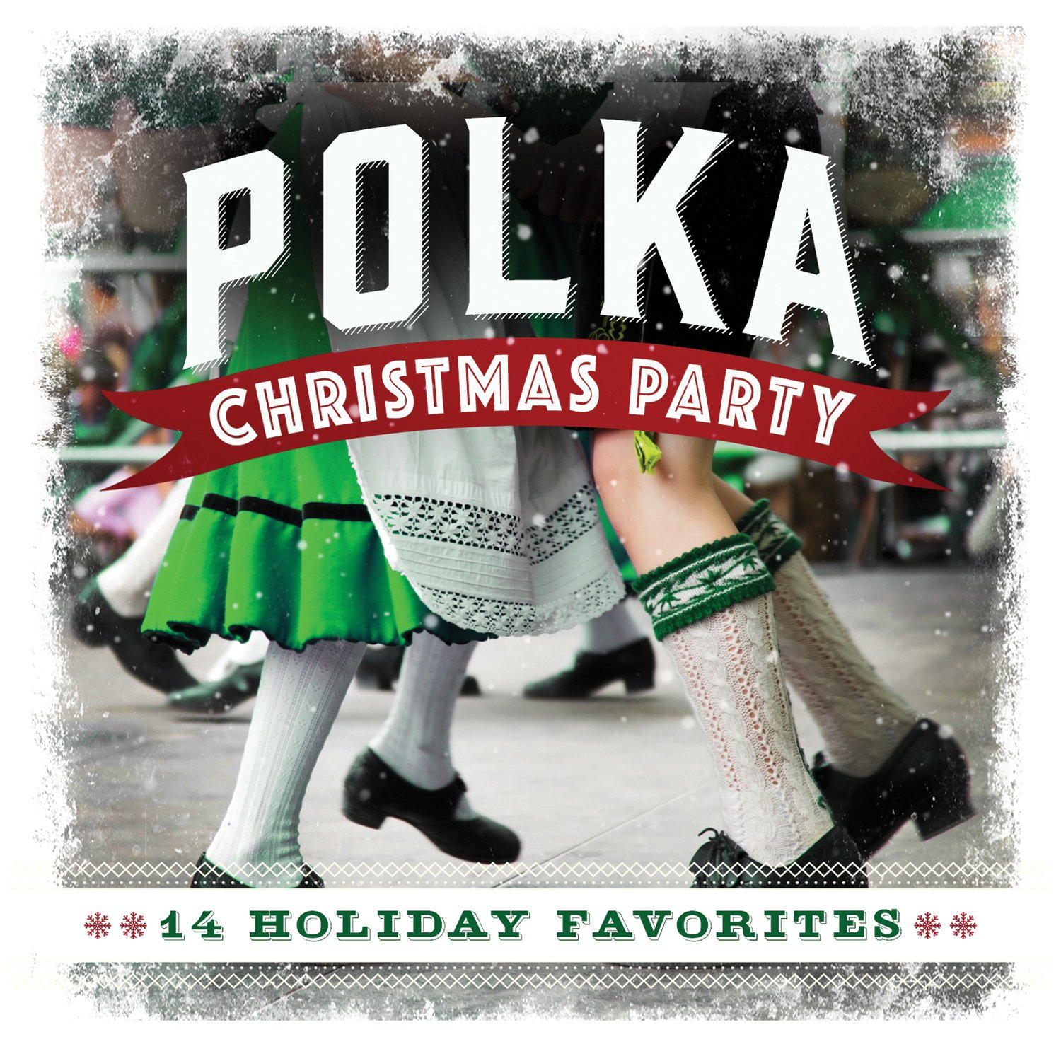 Fixed price Max 77% OFF for sale Polka Christmas Party