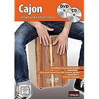 CASCHA Cajon - Schnell und einfach lernen + CD + DVD