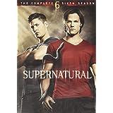 Supernatural: S6 (DVD)