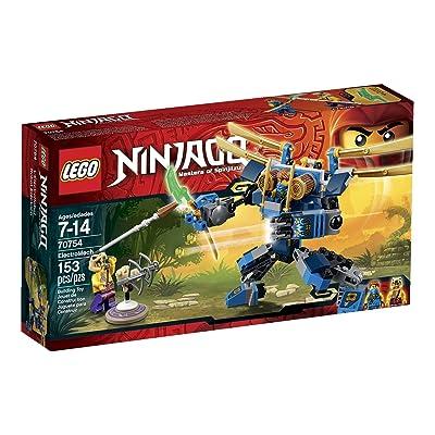 LEGO Ninjago ElectroMech Toy: Toys & Games
