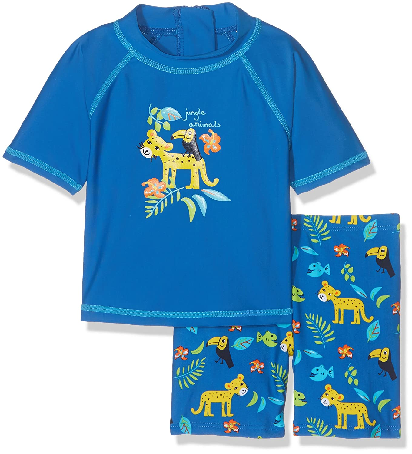 Tube Rider Baby Boys Twopiece Uv Swimwear Set 28530_B