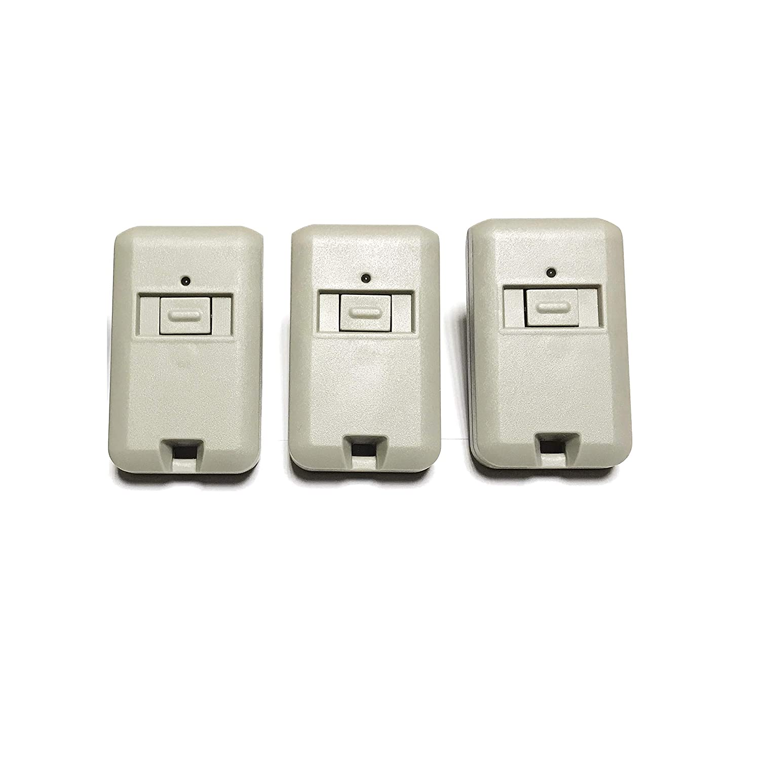 For 3060 3089 4120 Compatible Linear MultiCode Remote Garage Door Mini Visor Style Transmitter Multi-Code 300mhz 3 Pack
