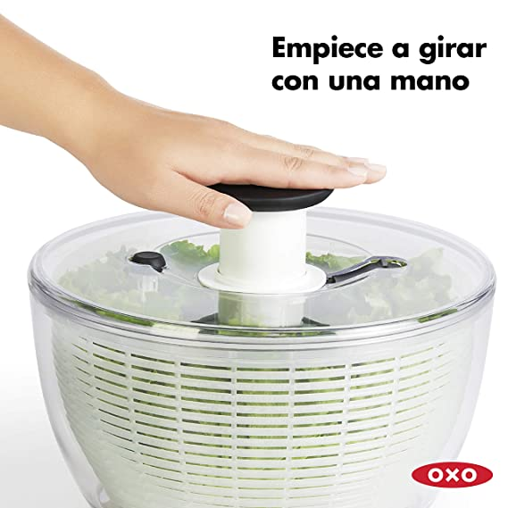 OXO Good Grips Centrifugadora para ensalada: Amazon.es: Hogar