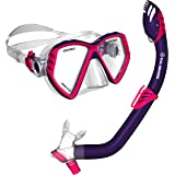 U.S. Divers Junior Regal Mask and Laguna Snorkel
