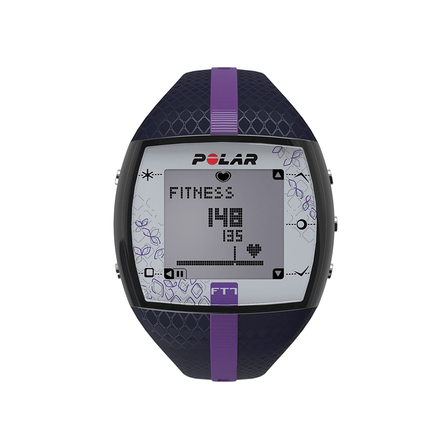 Amazon.com: Polar Womens FT7 Heart Rate Monitor and Sports Watch: Health & Personal Care