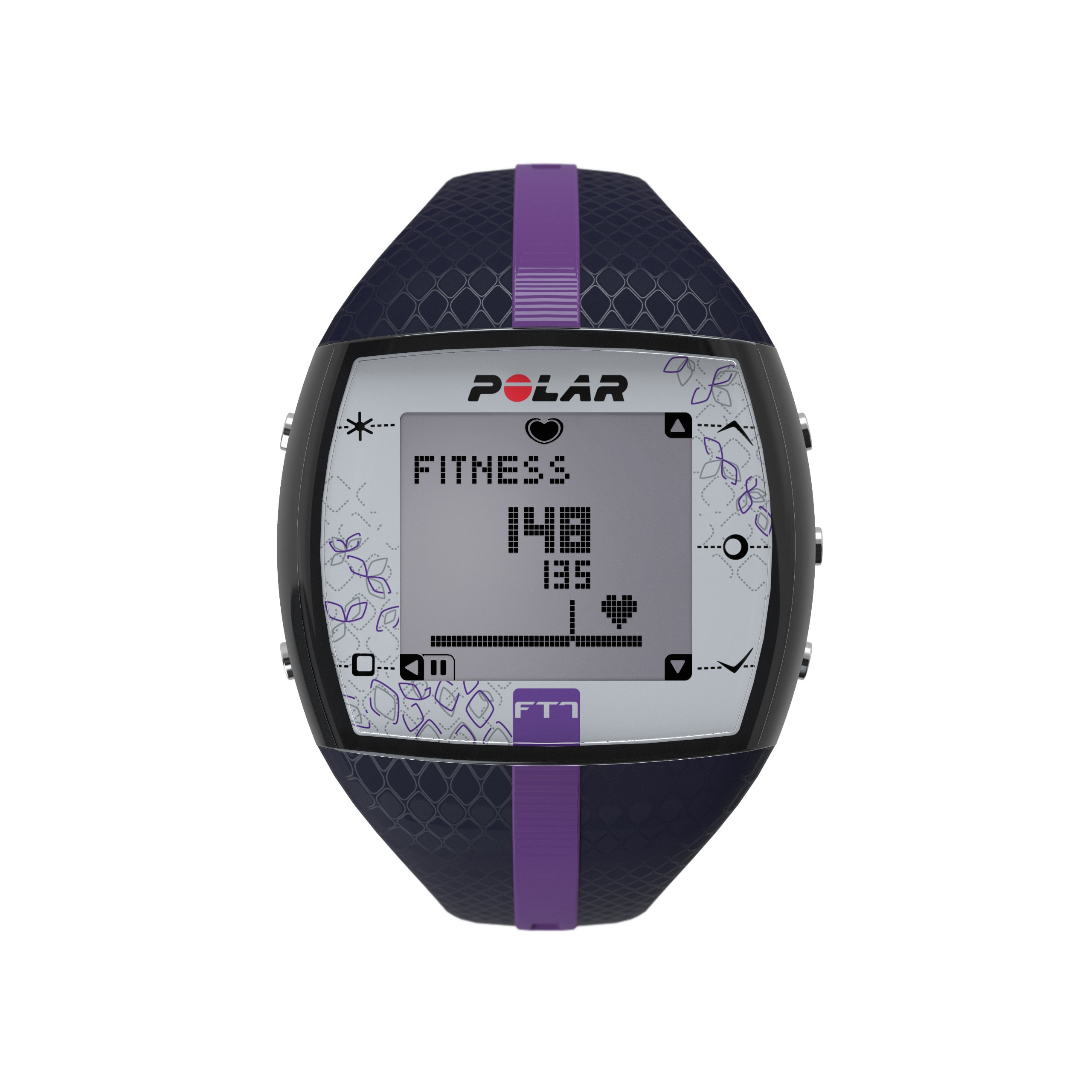 Polar FT7 Heart Rate Monitor Workout Watch, Blue/Lilac by POLAR (Image #2)