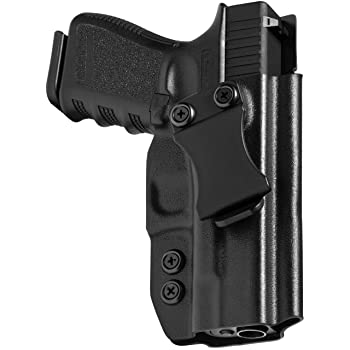 Concealment Express IWB KYDEX Holster (Black) - Inside Waistband