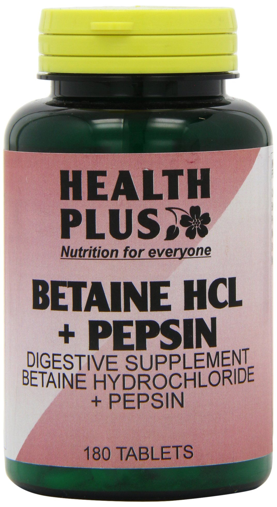 Betaine hcl supplements
