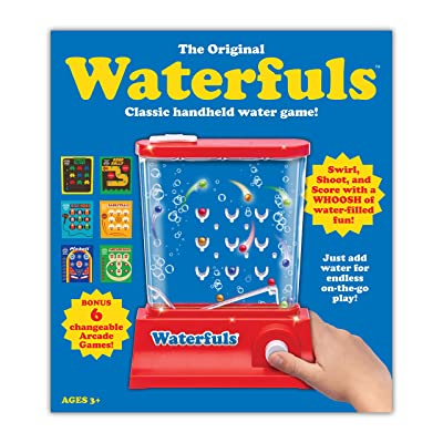 Waterfuls The Original Handheld Game: Toys & Games