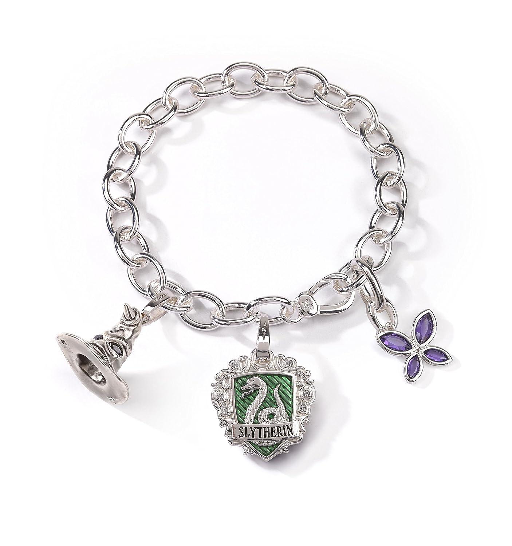 LUMOS HARRY POTTER Slytherin Charm Bracelet