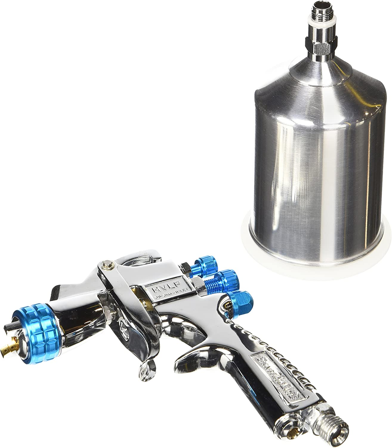 DeVilbiss 802405 StartingLine HVLP Detail and Touch-Up Gravity Spray Gun