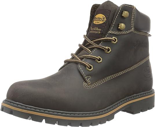 Stivali dockers by gerli 35ca101-110, desert boots uomo 35CA101-110300