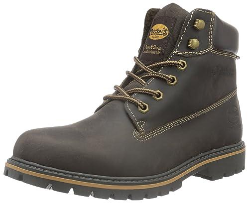 336071f185184 Dockers by Gerli 35CA101-400360 - Botas cortas para hombre  Amazon.es   Zapatos y complementos