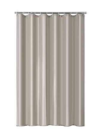 Home Queen Mold Resistant Shower Curtain, Anti   Mildew Heavy Duty Liner,  Waterproof Bathroom